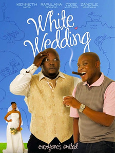 White Wedding Poster (film)