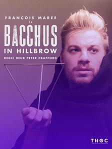 Bacchus in Hilbrow Poster (Theatre) 2016