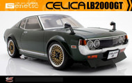1/12 RC Car Body Shell ABC HOBBY TOYOTA CELICA 2000 LB LiftBack BODY SHELL