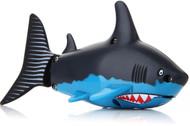Remote Control RC Micro SHARK Robo Fish MINI SHARK Aquarium Toy -BLUE- SODA CAN