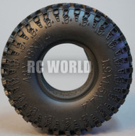 RC 1/10 Scale Truck TIRES SWAMPERS 1.9 Rock Crawler TRUCK Wheels 115mm (2 PCS)