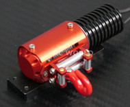 RC Scale Truck 5KG ELECTRIC WINCH W/ SWITCH Alloy Metal For Rock Crawler