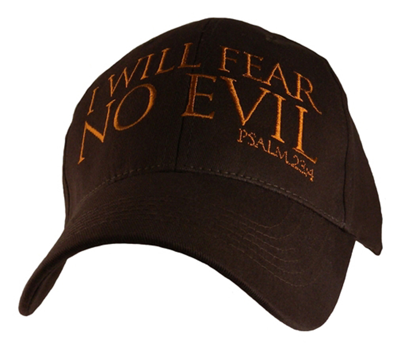cheap christian baseball caps wholesale will fear no evil for thou art with me psalm hat cap mens