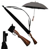 Gunbrella Gun shaped umbrella