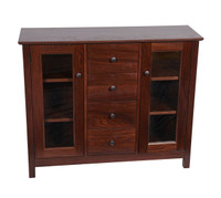 Penn State Elms Collection Entry Storage Cabinet