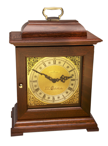 The Penn State Elms Collection Mantel Clock The Penn