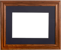 "Penn State Elms Collection Art or Photo Frame with Matting, 11""x14"""