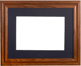 "Penn State Elms Collection Art or Photo Frame with Matting, 8""x10"""