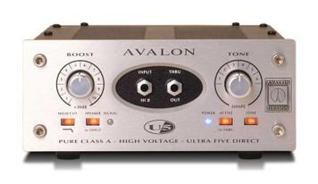 Avalon U5 Mono Instr. D.I Preamp