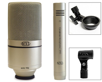 MXL 990/991 Recording set