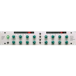 Crane song STC-8 Stereo Class A Compressor-Peak Limiter