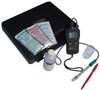 Direct Soil pH Probe Kit by Hannah - Meter shown