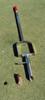"""Plug Popper Tubular Soil Sampler - 1 1/2"""" diameter x 4 inches deep - Stainless Steel Sampler"""