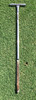 "Turf-Tec Tall Pocket Tubular Soil Sampler - 1/2"" Diameter Stainless Steel"