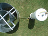 IN12-W - Turf-Tec Mariotte Tubes for use with IN10-W or IN14-W or IN8P-W - 10,000 Ml tube hooked up to annular space