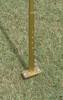 Turf-Tec Soil pH Meter - Close up of adjustable foot