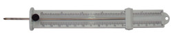 Turf-Tec Economy Infill Depth Gauge for Artificial Turf