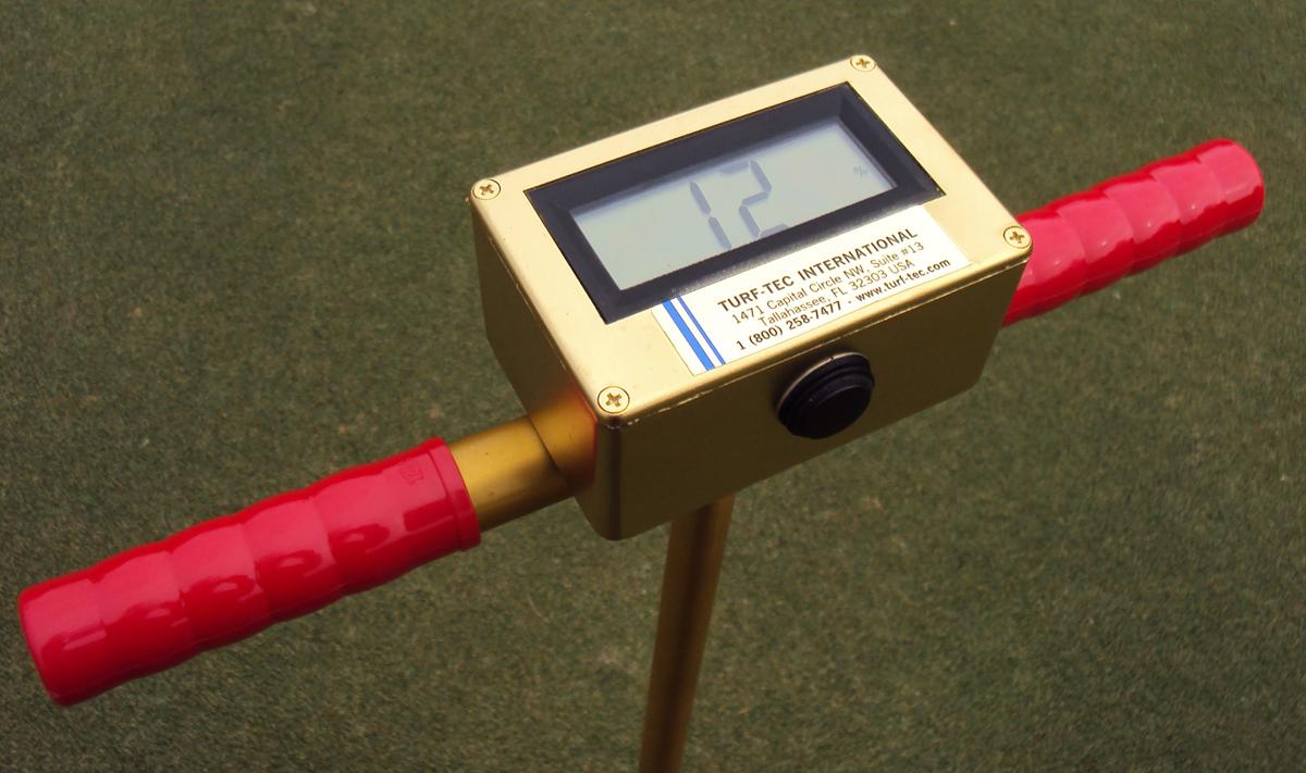 Turf-Tec Digital Moisture Sensor - MS6-W