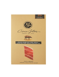 5J Sliced Acorn Fed 100% Iberico Jabugo Shoulder, 1.5 oz (42g)
