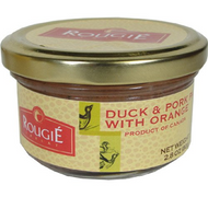 Duck and pork pate with orange 2.8 oz (80 g) by Rougie