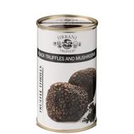 Truffle Thrills, Black Truffles and Mushrooms