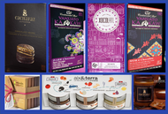 Supreme Chocolates and Sweets Gift Box