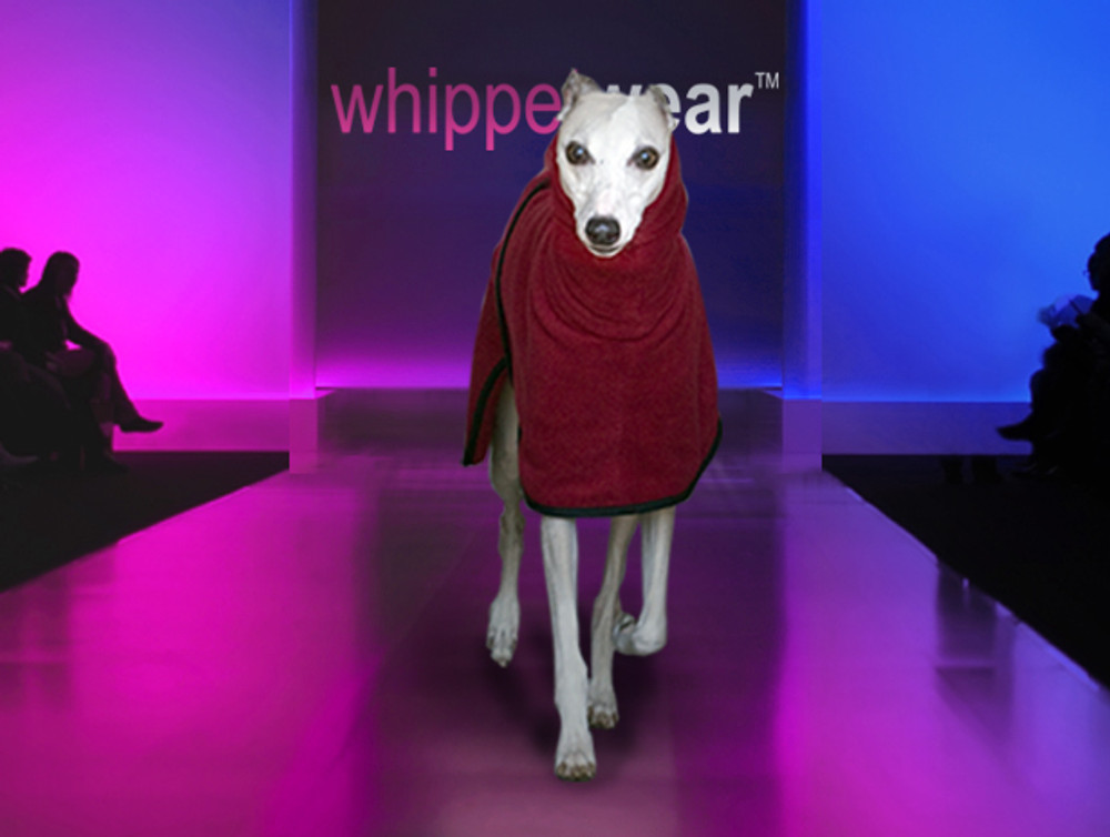 Luxe Whippet Luxury Coat