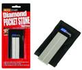 """AccuSharp 027C Diamond 3"""" Pocket - Stone w/Pouch - 027C"""