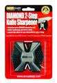 AccuSharp 017C Diamond Pro Two Step - Sharpener Carded - 017C