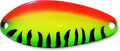 "Acme C100/FT Little Cleo Spoon, 1 - 7/8"", 1/3 oz Fire Tiger - C100/FT"