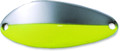 """Acme C100/NCS Little Cleo Spoon, 1 - 7/8"""", 1/3 oz, Nickel Chartreuse - C100/NCS"""