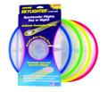 "Aerobie 27R12 Skylighter Disc 12"" - Asst Colors-Yllw/Blu/Grn/Red - 27R12"