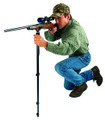 """Allen 2163 Deluxe Shooter's and - Camera Staff, Adjusts 21.5"""" to 61"""" - 2163"""