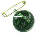 Allen 484 Ball Compass, Liquid - Filled, Pin-On - 484