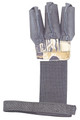 Allen 60325 Super Comfort - Saddlecloth Archery Glove 3-Finger - 60325