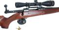 Allen 15415 Trigger Gun Lock, Keyed - Black, CA Approved - 15415