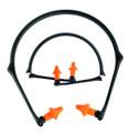 Allen 2296 Banded Ear Plugs NRR - Rating 31 Folding Design - 2296