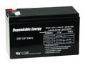 American Hunter DE-30020 DE1270DC - 12V 7 Amp Hr Rechargeable Battery - DE-30020