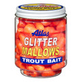 Atlas 32033 Super Scented Glitter - Mallows Orange/Garlic 1.5oz Jar - 32033