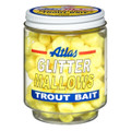 Atlas 32034 Super Scented Glitter - Mallows Yellow/Cheese 1.5oz Jar - 32034