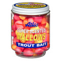 Atlas 30038 Super Scented - Marshmallows Asst Cheese 1.5oz Jar - 30038