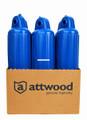 """Attwood 9356BD1 Softside Oval Boat - Fender 6""""x24"""" Blu - 9356BD1"""