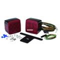 Attwood 14065-7 LED Standard - Trailer Light Kit - 14065-7
