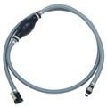 Attwood 93806MUS7 Fuel Line Kit 6' - Mercury Snap Lock w/USC - 93806MUS7