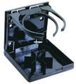 Attwood 2445-7 Fold-Up Drink Holder - Black - 2445-7