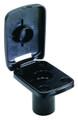 Attwood 5022-7 Flush Mnt w/Cover - For Pro Series Rod Holder Blk - 5022-7