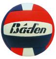 Baden BVSL14-700 Volleyball - Synthetic Leather Soft - BVSL14-700