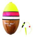 Beau-Mac SCFWT1 Casting Float - Weighted Wood 1oz - SCFWT1
