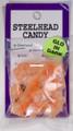 Beau-Mac SC48GSFO Steelhead Candy - Egg Cluster, Glow Orange - SC48GSFO