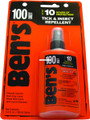 Ben's 0006-7080 100 Max Tick & - Insect Repellent, 3.4oz Spray - 0006-7080